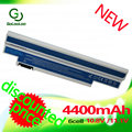 Golooloo white battery for Acer Aspire one 532h UM09G51 UM09G31 UM09G41 UM09H31 UM09H36 UM09H41 UM09H56 UM09H70 UM09H73 UM09H75