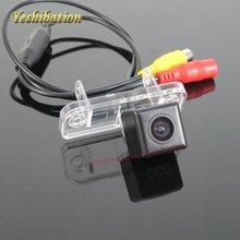 HD המצלמה הפוכה עבור MB מרצדס בנץ C Class W203 2001 ~ 2007 באיכות גבוהה אחורית לרכב צפה מצלמה