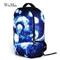 3D Starry Sky Backpacks Vintage Teenage School bags Boys and Girls Bookbag Men Women Backbpack For Escolar Mochila Feminina