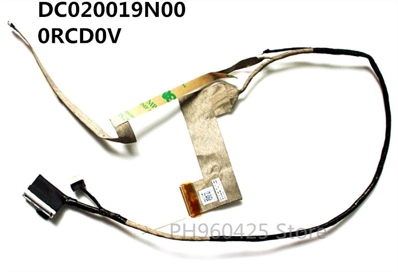 Nice New For Dell Latitude E6420 0mk89k Mk89k Pal50 Dc02c001j0l Touch Screen Led Lcd Lvds Video Display Cable Computer Cables & Connectors