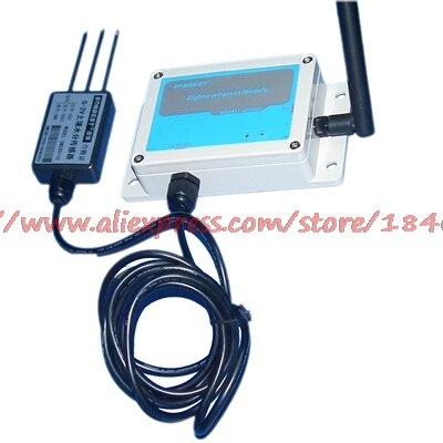 [Sz2030v 2801c] ZigBee питание от аккумулятора датчик влажности почвы
