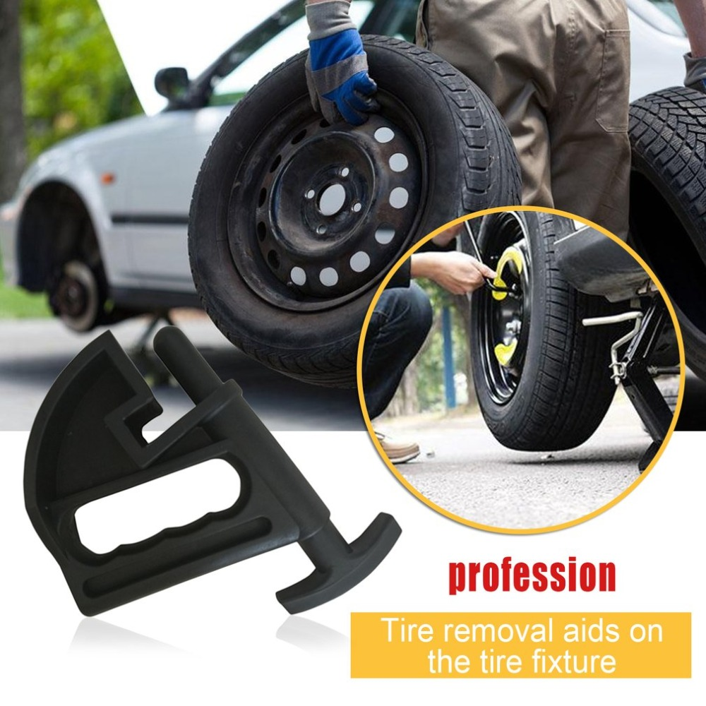 Car Auto Tire Bead Clamp Tire Changer Bead Clamp Drop Center Tool Universal Rim Pry Wheel Changing Helper Car Repair Tool