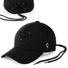 08d6a62dc00 JTVOVO 2018 New Bigbang GD K-pop Bts Letters embroidery Baseball Cap with  long strap