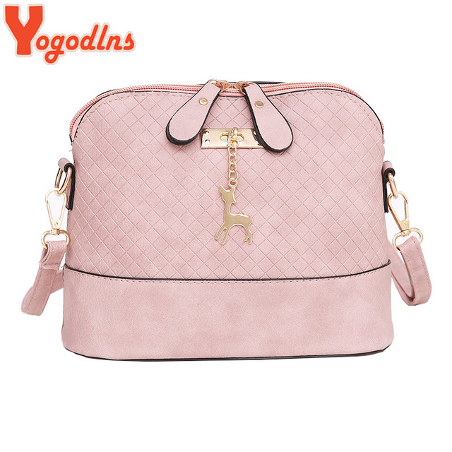 Soft Leather Shoulder Bag For Women