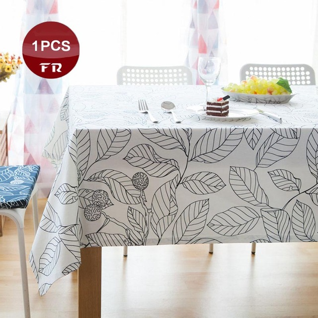 Hot Sale Cotton Rectangular Tablecloths European Style Super Quality Table Cloth For Weddings Home Hotel Kitchen Table Covers