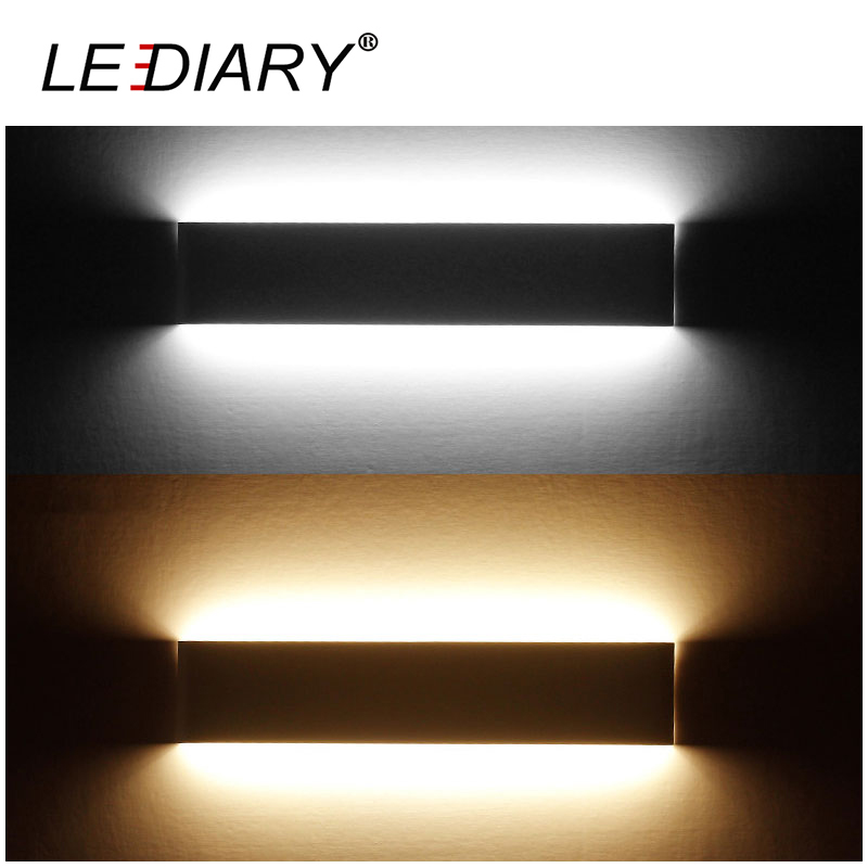 LEDIARY Modern LED Wall Lamp 100-240V 20W 61CM LED Indoor Wall/Sconce Lamps As Bedside Decoration Light Lighting Mirror Lamp 3 narrow beam indoor wall effect light led architectural facade lighting 3 emission led wall sconce ac90 260v input decoration
