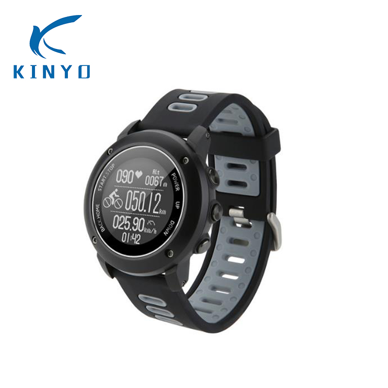 2018 Origina Heart Rate Monitor Sport Waterproof SIM Card GPS Wristwatch Support Bluetooth 4.0 Smartwatch for Android IOS Phone s958 gps smart watch heart rate monitor sport ip68 waterproof support sim card bluetooth 4 0 smartwatch for android ios phone