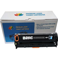 Hp m154 m180 m180n m181 m181fw 컬러 레이저젯 프로 프린터 용 204a CF510A-CF513A 호환 토너