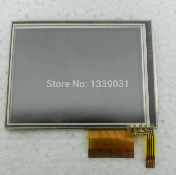 3.5 inch lcd screen display panel + touch screen digitizer for Dell Axim X3i