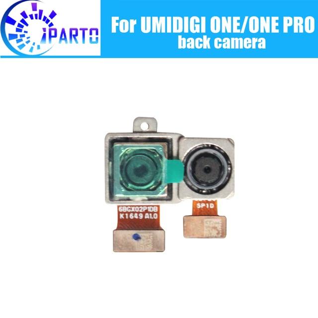UMIDIGI ONE/ONE PRO الكاميرا الخلفية 100% الأصلي والجديد 12.0MP ملحقات استبدال إصلاح الكاميرا الخلفية لـ UMIDIGI ONE/ONE PRO