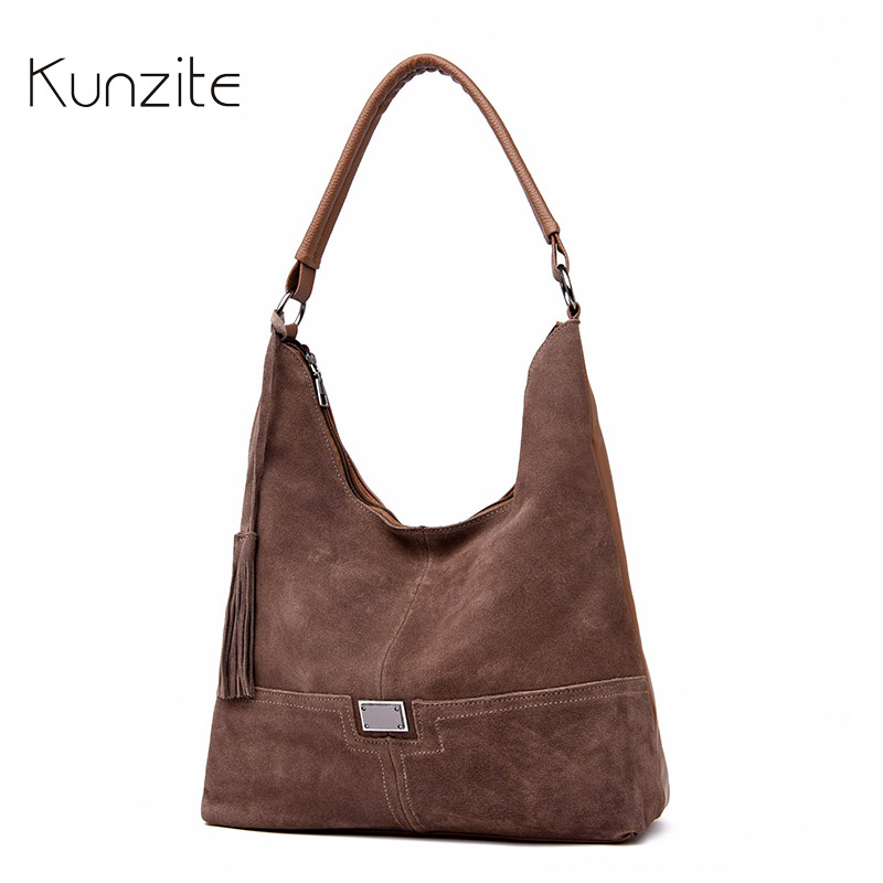 Luxury Suede Handbag Women Bags Designer Large Capacity Tote Sling Bag Ladies Daily Casual Messenger Shoulder