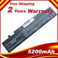 Laptop battery For SamSung AA-PB9NC6B AA-PB9NS6B AA-PB9NC6W AA-PL9NC6W R428 R429 R468 NP300 NP350 RV410 RV509 R530 R580 R528