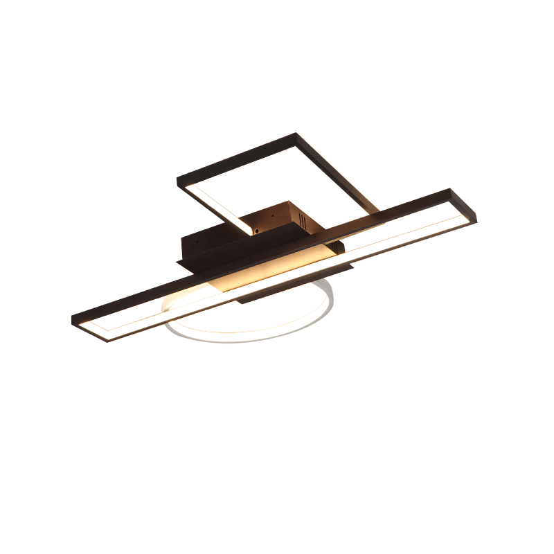 Image 5 - modern chandelier light For living room bedroom Study room Chandelier Lighting Fixture AC110 265V 2018 new Creative combination-in Chandeliers from Lights & Lighting