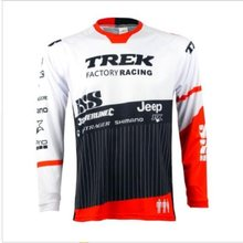 Hot sell for TREK SHIMANO motorcycle Jersey motocross MTB DH MX Jersey  Cycling Bike Bicycle downhill Jersey Quick Dry Smooth cacd8484e