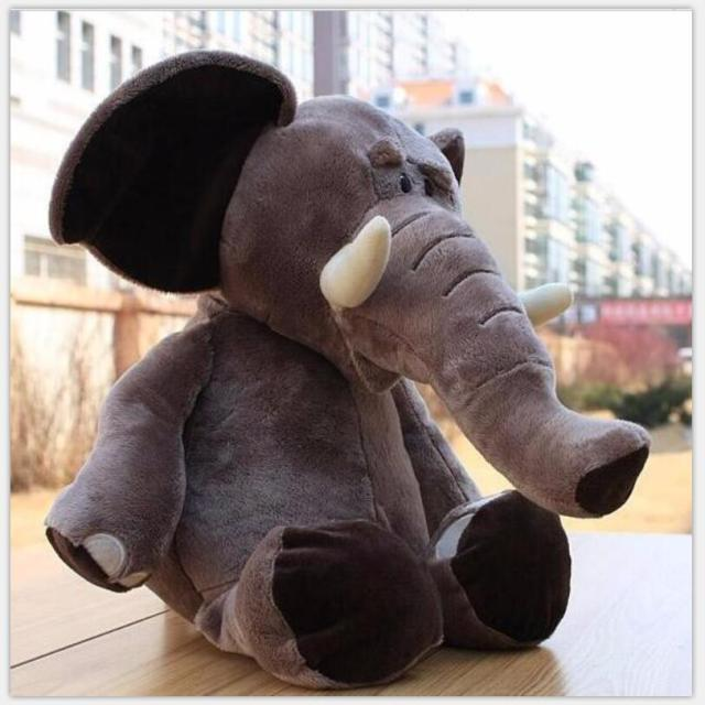 "Brand Jungle Brothers Plush Stuffed Toy Elephant Animals for Kid's Gifts,10"" 25cm,1PC 1"