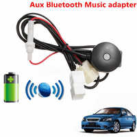 JXLCLYL Adaptador Bluetooth Música Aux Cabo de Chicote de Fios de Rádio Estéreo Do Carro Para Ford Falcon