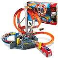 2017 На Складе toy cars hot wheels Скорости циклотронного орбиты boys toys electric двухканального передатчика детские игрушки toys for дети