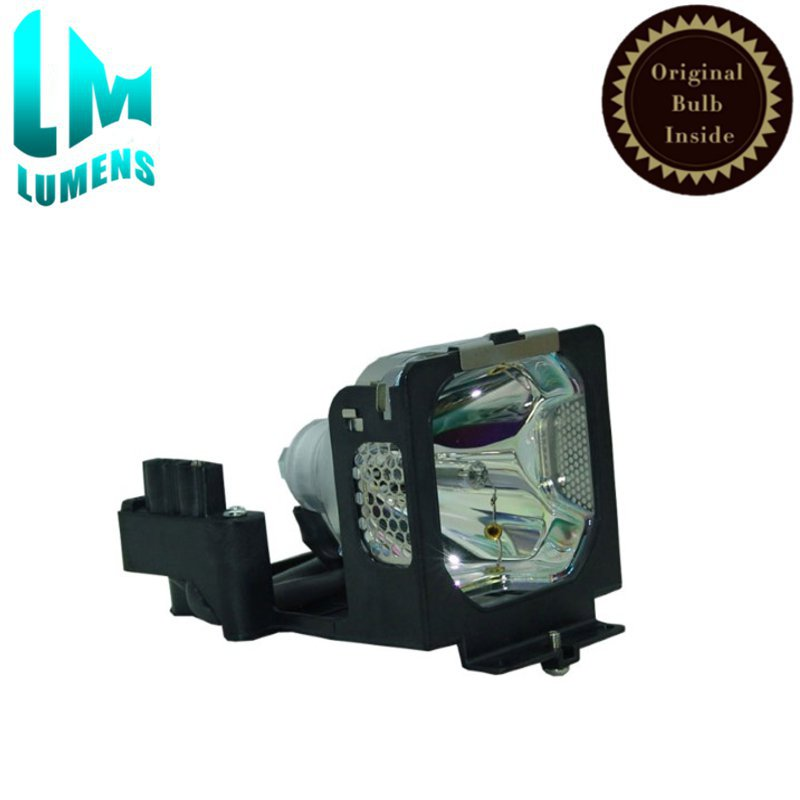 Original projector lamp POA-LMP55 bulb with housing for SANYO PLC-XL20 PLC-XU25/XU47/XU48/XU50/XU51/XU55/XU58 EIKI XB15/XB20 lamp housing for eiki eip1000t projector dlp lcd bulb