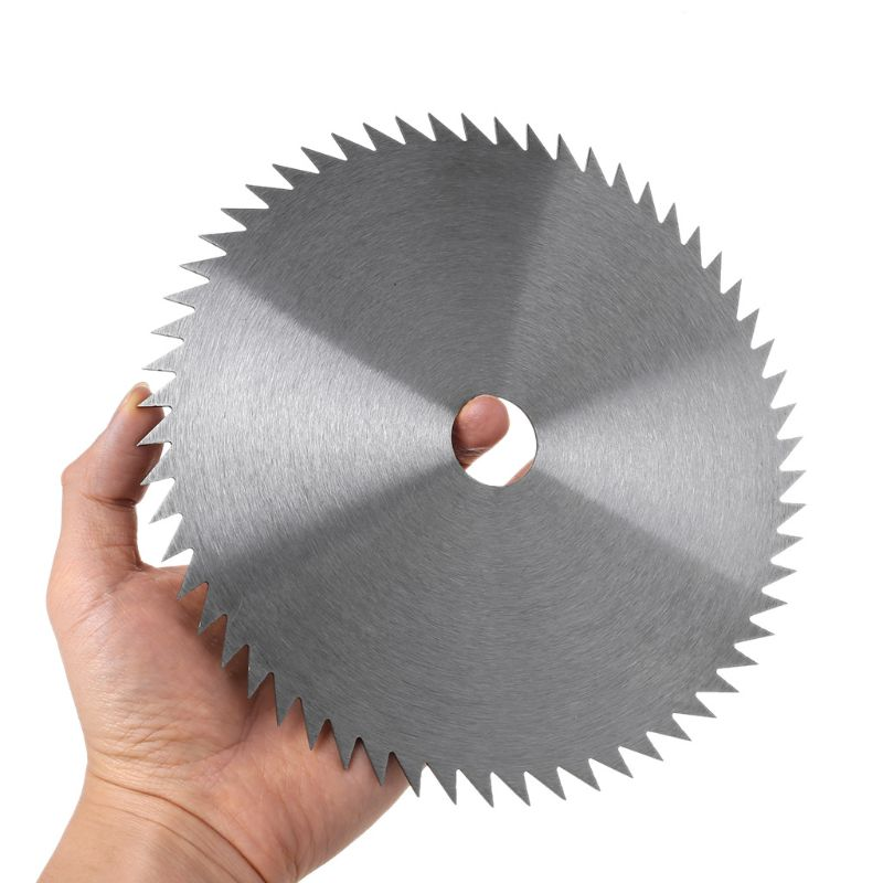 8 Inch Ultra Thin Steel Circular Saw Blade 200mm Bore Diameter 25mm Wheel Cutting Disc For Woodworking Rotary Tool