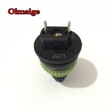 Один год гарантии Высокое качество инжектор топлива насадка для Chevy Geo Metro Suzuki Swift 195500-2160 0280150661 15710-60
