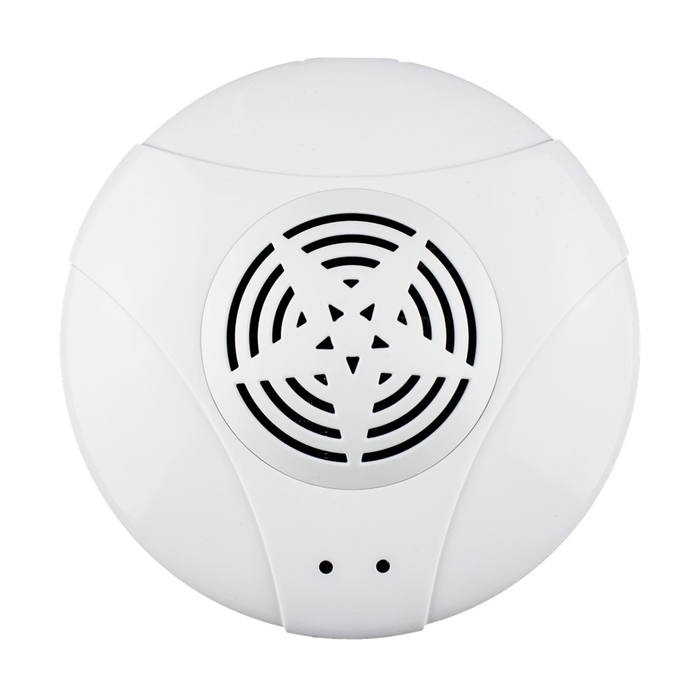 (10pcs)Wireless CH2O Formaldehyde Detector With Audible Visual Alarm Remote Alarm With Host & Anti High-Frequency Interference