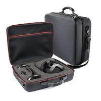 New VR Travel Carrying Case Hard EVA Storage Box Cover Case For Sony PlayStation VR Launch Bundle &Virtual Reality Headset