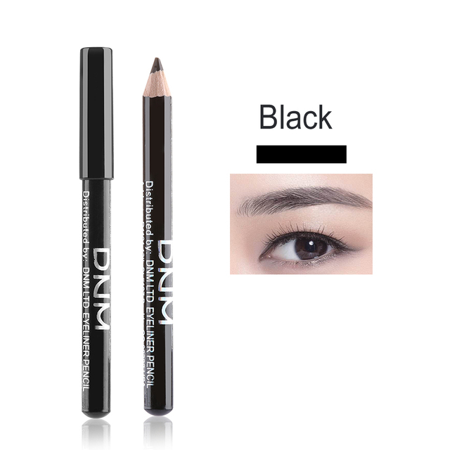 1PC Eyebrow Pencil Black/Brown Fine Sketch Eye Brow Enhancer Tattoo Tint Pen Cosmetic Long-lasting Makeup Tools 4