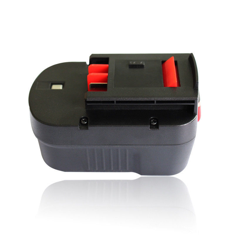 3.0Ah <font><b>14.4V</b></font> <font><b>Ni</b></font>-<font><b>MH</b></font> Replacement Power Tool <font><b>Battery</b></font> for Black&Decker: A144,FSB14,499936-35,A14EX,BD1444L,FS140BX,HPB14 image