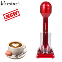 Kbxstart Milk Frother Cappuccino Foam Maker 220V Milk Shake Latte Coffee Blender Electric Juicer Mixer Batidoras Profesionales