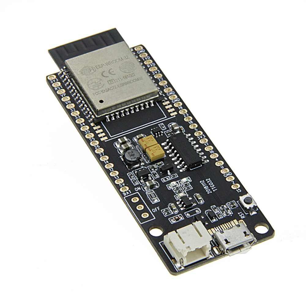 LILYGO®Ttgo t-koala esp32 wifi & módulo bluetooth 4 mb placa de desenvolvimento baseado em ESP32-WROVER-B ESP32-WROOM-32