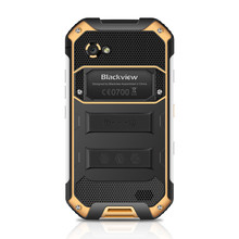 Blackview BV6000 MTK6755 Octa Core 3GB+32GB / BV6000S MT6737 Quad Core Android 6.0 2GB+16GB 4200mAh13MP Waterproof  Mobile Phone