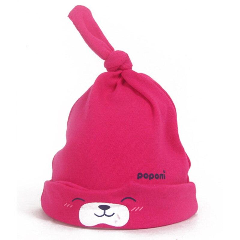 8b90248d599 Infant Baby Girls Boys Hat Toddlers Cotton Sleep Cartoon Cap Headwear  Lovely Hats