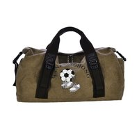 OUTAD 4 Color Shoulder Bag Waterproof Canvas Gym Bag Large Capacity Sport Training Basketball Football Shoes Storage Bags