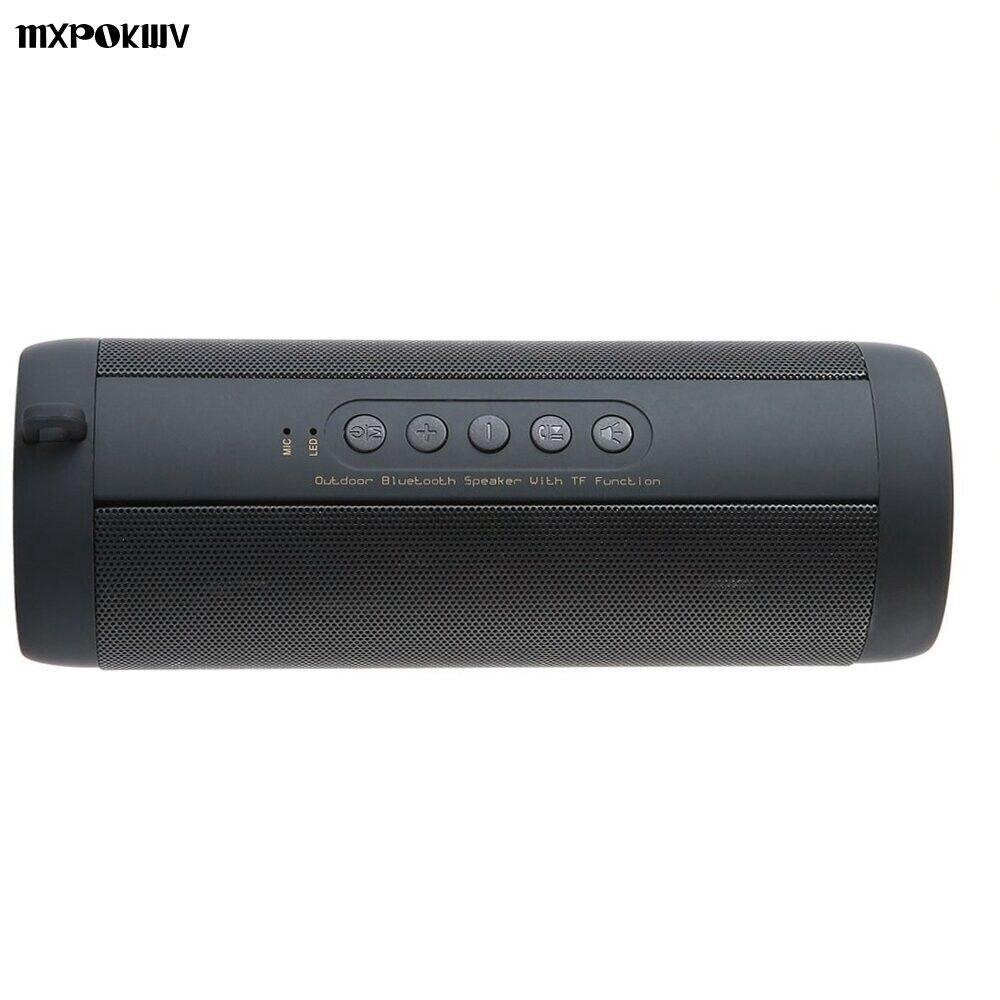 Stereo Hallo-fi Boxen Tragbare Outdoor Louderspeaker Wasserdichte Sport Bluetooth Lautsprecher Tf-karte FM Radio Super Bass T2