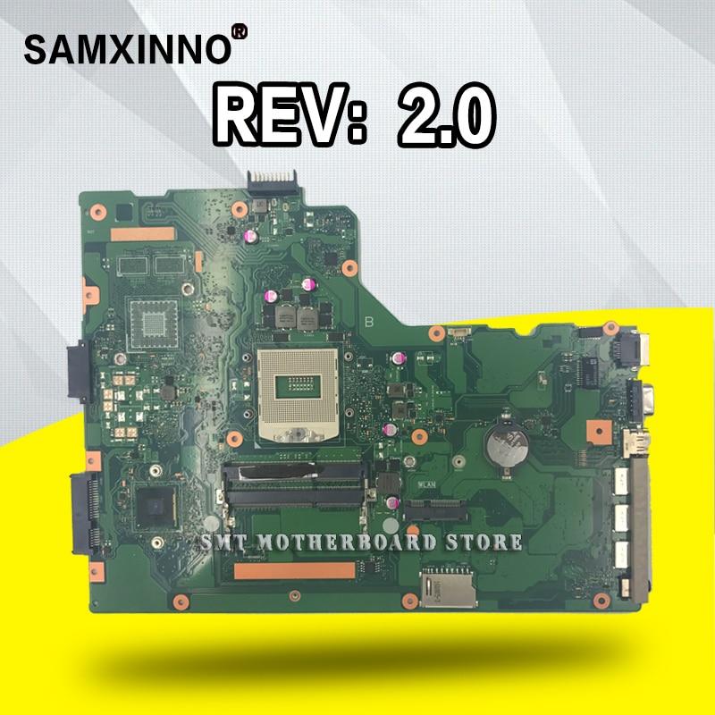 P751JA Laptop motherboard REV 2.0 for ASUS P751 P751J P751JA P751JF P751JD Test mainboard P751JA motherboard test 100% okP751JA Laptop motherboard REV 2.0 for ASUS P751 P751J P751JA P751JF P751JD Test mainboard P751JA motherboard test 100% ok