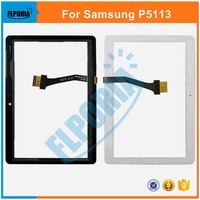 Touch Screen Digitizer For Samsung Galaxy Tab 2 10 1 P5113 P5113TS Tablet Touch Panel Front