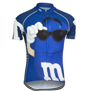 Image 5 - Männer radfahren jersey fahrrad tragen kurzarm radfahren kleidung MTB ropa Ciclismo Atmungsaktive maillot outdoor Fahrrad kleidung