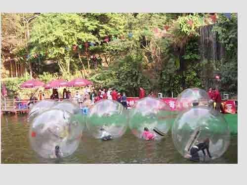 Классический Надувной вода ходьбе мяч