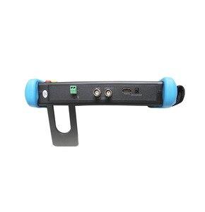 Image 5 - Mới 7 Inch 5 Trong 1 H.265 4K IP HD Camera Quan Sát Kiểm Tra Màn Hình Analog AHD TVI CVI Camera Bút Thử Điện 8MP 1080P 5MP ONVIF Wifi PoE 12V