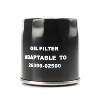 Oil Filter Suitable For NISSAN Primene 1 4L Elantra Oem 26300 02500 SH87 TH6814