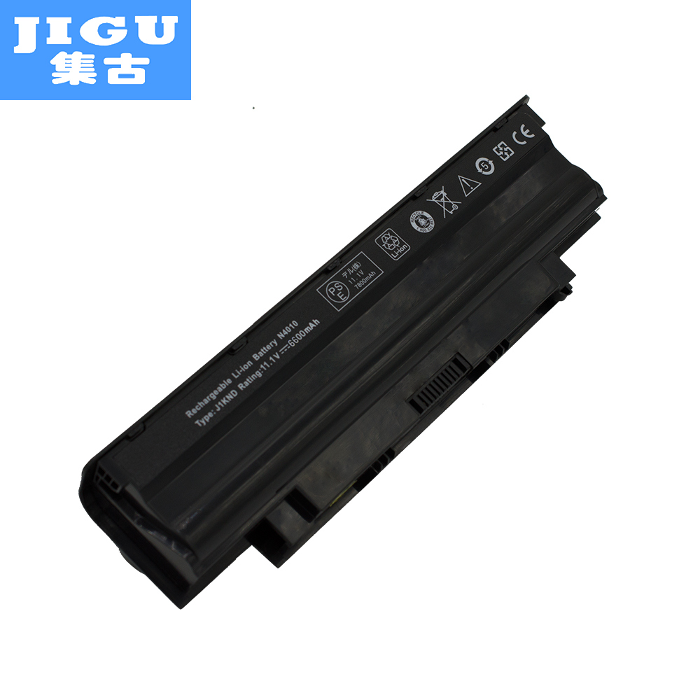 JIGU Laptop Battery for DELL INSPIRON N5050 for DELL INSPIRON N5110 J1KND WT2P4 312-1201 312-1205 9JR2H jigu laptop battery for dell 8858x 8p3yx 911md vostro 3460 3560 latitude e6120 e6420 e6520 4400mah