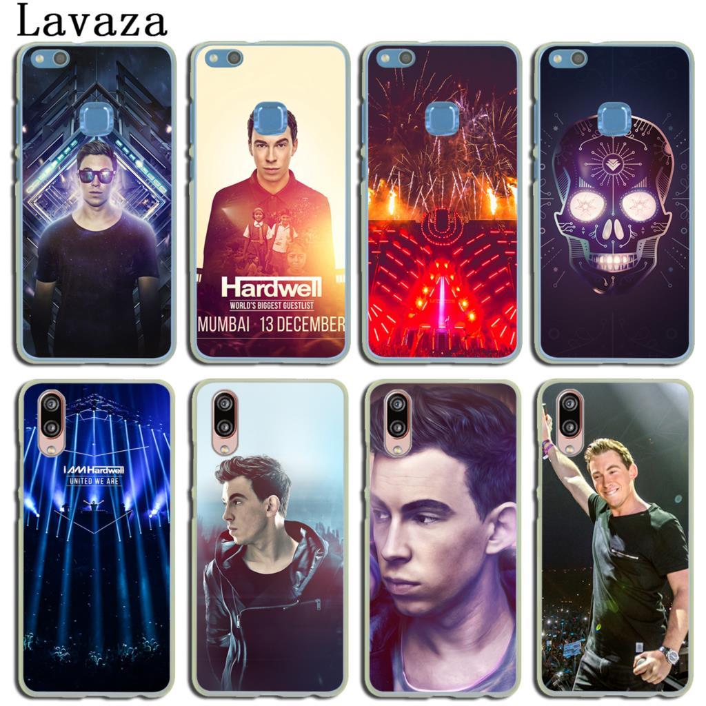 Lavaza DJ Music Hardwell Phone Case for Huawei P20 P10 P9 Plus P8 Lite Mini 2015 2016 2017 P Smart Mate 10 9 Pro Lite Cover