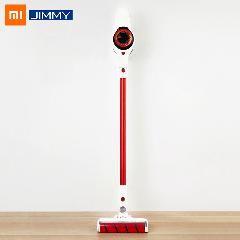 Xiaomi JIMMY JV51/JM52 Handheld Cordless Vacuum Cleaner Portable Wireless Cyclone Filter Sweep Carpet Mi Dust Collector for Home