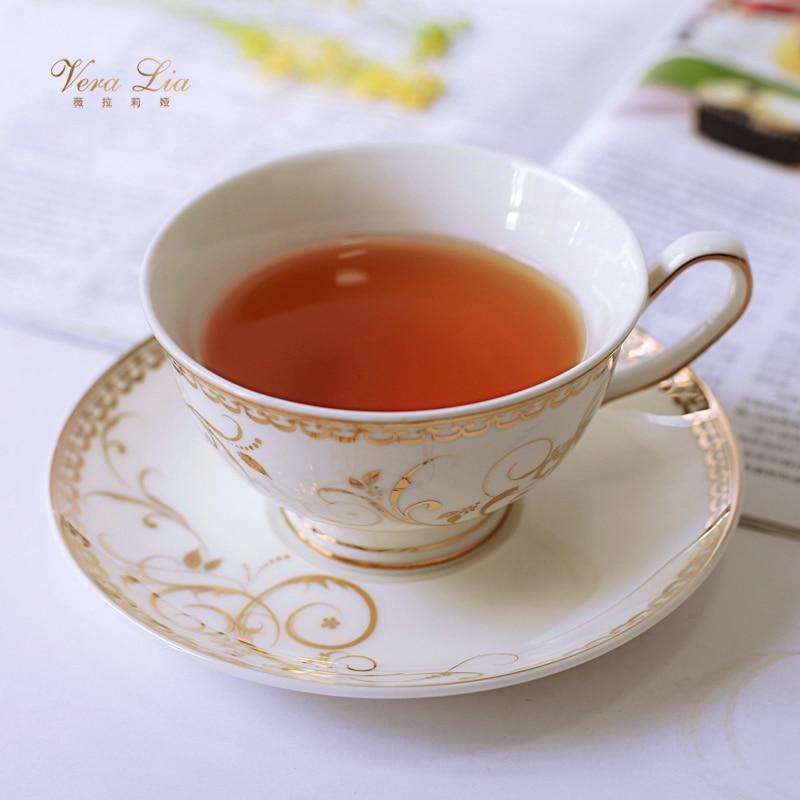 Fashion coffee cup set brief english afternoon tea cup