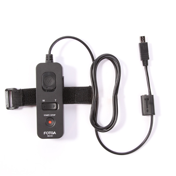 RM-VS1 Remote Control Shutter Release with Multi Terminal Cord for Sony A7 A7II A7r A7RII A6000 A3000 A7RM2 A7M2 A7S2 as RM-VPR1 new original rm pp760 for sony av system theater video remote control rm aap002 rm pp411 at 4800dp 4850dp 5800dp ddw760 str k48