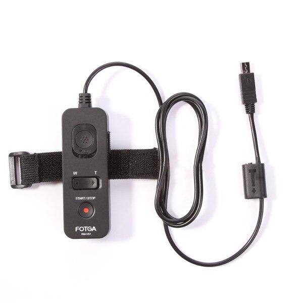 RM-VS1 Remote Control Shutter Release with Multi Terminal Cord for Sony A7 A7II A7r A7RII A6000 A3000 A7RM2 A7M2 A7S2 as RM-VPR1 пульт дистанционного управления sony rm vpr1 черный