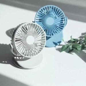 Image 2 - Youpin Solove Clip Fan 3 Voorruit 360 Graden Front Mesh Verwijderbare Draagbare Handheld Oplaadbare Mini Ventilator Voor Thuis Kantoor
