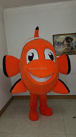 clown fish mascot Adult costume hot Cartoon Character From Anime cosplay costumes carnival fancy dress for school