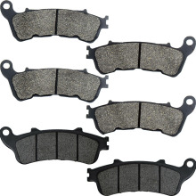 For Honda VT 1300 CSA Sabre ABS 2011 2012 2013 2014 VT1300 VT1300CSA Motorcycle Brake Pads Front Rear