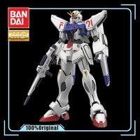 BANDAI MG 1/100 Mobile Suit Gundam F91 GUNDAM FORMULA Effects Action Figure Model Modification